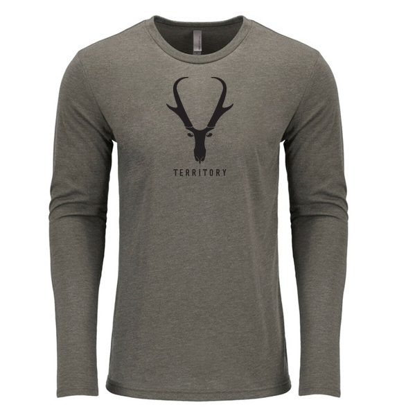 pronghorn LS shirt