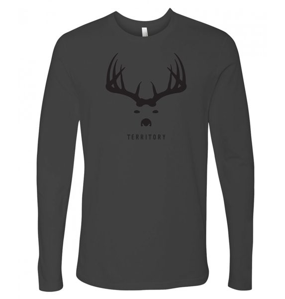 Deer face shirt